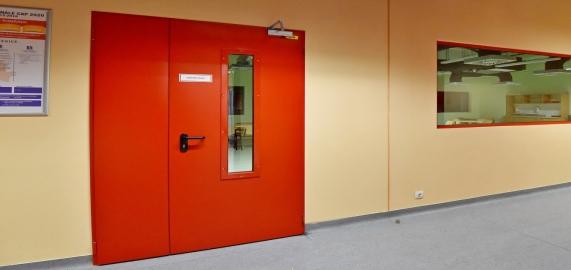 Uși Metalice Batante